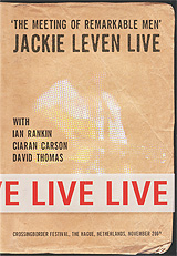 The Meeting Of Remarkable Men: Jackie Leven Live