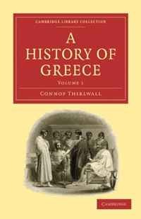 A History of Greece (Cambridge Library Collection - Classics) (Volume 1) samuel richardson clarissa or the history of a young lady vol 8