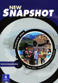 New Snapshot: Intermediate Level: Students' Book new total english intermediate workbook with key cd
