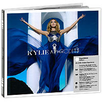 Кайли Миноуг Kylie Minogue. Aphrodite (CD + DVD) кайли миноуг kylie minogue enjoy yourself 2 cd dvd lp