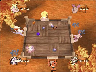 Винни.  Игры с друзьями (DVD-BOX) Disney Interactive