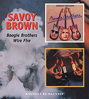 Savoy Brown Savoy Brown. Boogie Brothers / Wire Fire (2 CD) new stuffed light brown squint eyes teddy bear plush 220 cm doll 86 inch toy gift wb8316