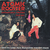 Atomic Rooster Atomic Rooster. Anthology 1969-81 (2 CD) rainbow anthology 1975 1984 cd