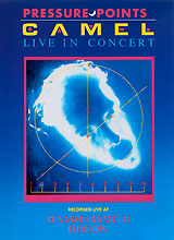 все цены на Camel: Pressure Points: Live in Concert