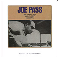 "Джо Пасс Joe Pass. The Complete ""Catch Me!"" Sessions"