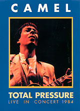 Camel: Total Pressure - Live In Concert 1984 500 to 500pa micro differential pressure gauge high te2000