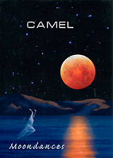 Camel: Moondances camel in from the cold