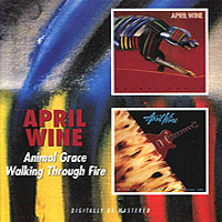 April Wine April Wine. Animal Grace / Walking Through Fire (2 CD) amazing grace cd