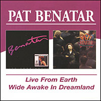 Пэт Бенатар Pat Benatar. Live From Earth / Wide Awake In Dreamland (2 CD) 9mm wide angle 66 degree fcm astronomical telescope eyepiece 1 25 in 31 7mm astronomic telescope accessories
