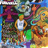 Funkadelic Funkadelic. Tales Of Kidd Funkadelic (LP) funkadelic funkadelic standing on the verge the best of funkadelic