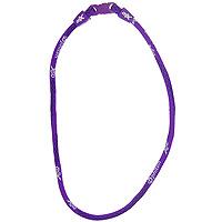 Ожерелье  Rakuwa Neck Х50 , цвет: фиолетовый, 55 см - Энергетические браслеты и ожерелья