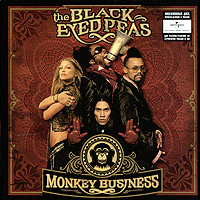 The Black Eyed Peas The Black Eyed Peas. Monkey Business фонарь налобный focusray fr 527