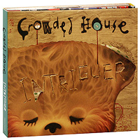 Crowded House Crowded House. Intriguer (CD + DVD) crowded house crowded house intriguer lp