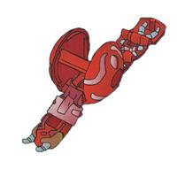 Брелок-трансформер