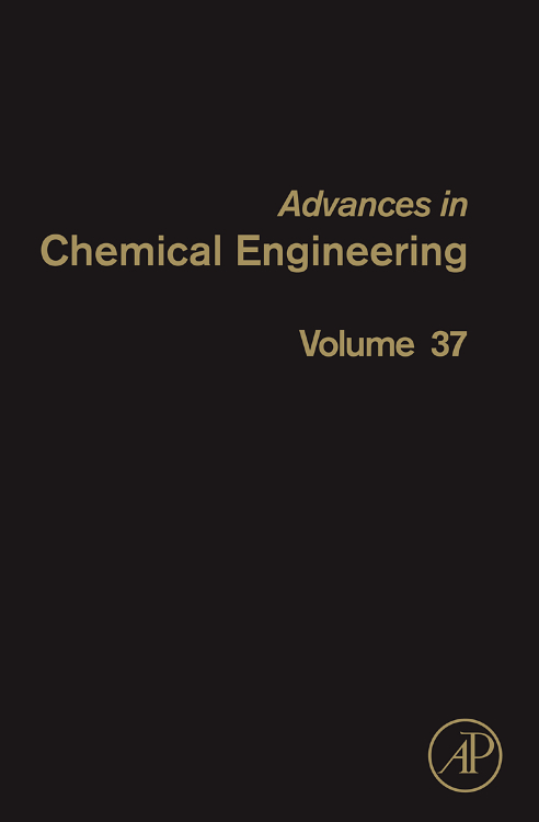 Advances in Chemical Engineering,37 dali 17 1 1б