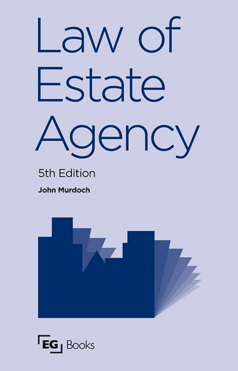 Law of Estate Agency, law of estate agency