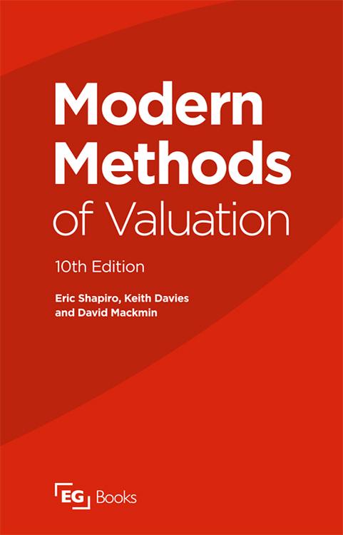 Modern Methods of Valuation,