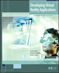 Developing Virtual Reality Applications, reality 3d 8gb