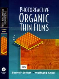 Photoreactive Organic Thin Films, films ege