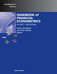 Handbook of Financial Econometrics, Vol 2,2 handbook of econometrics 2