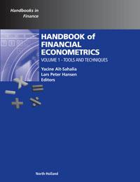 Handbook of Financial Econometrics, Vol 1,1 handbook of econometrics 2
