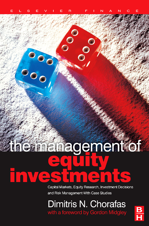 The Management of Equity Investments, equity investment management