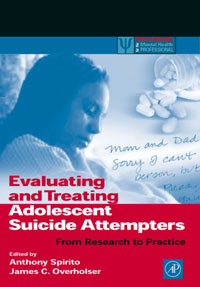 Evaluating and Treating Adolescent Suicide Attempters, adolescent