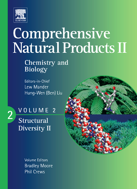 Comprehensive Natural Products II: Chemistry and Biology, крещеная собственность