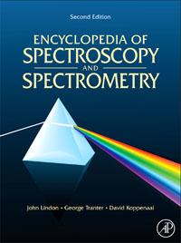 Encyclopedia of Spectroscopy and Spectrometry, 2nd Edition, spectroscopy tutorial