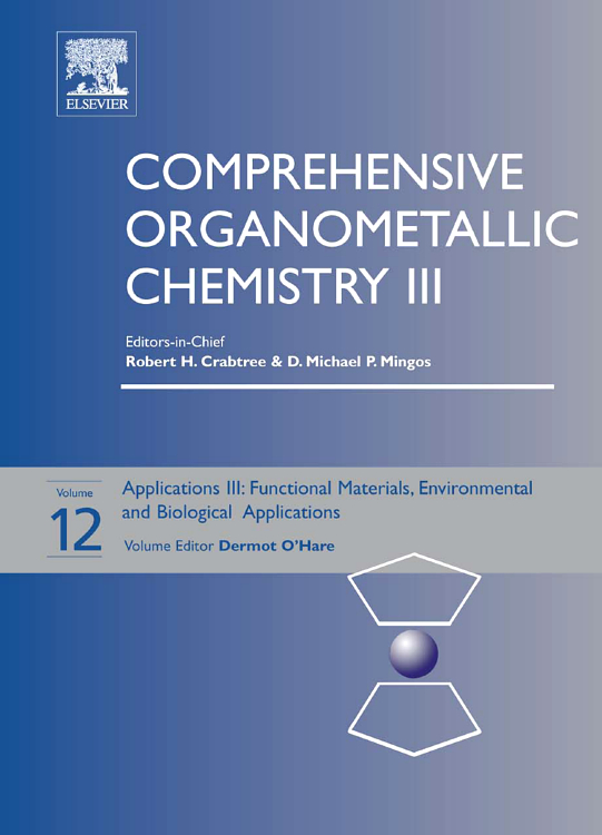 Comprehensive Organometallic Chemistry III, access to chemistry vol iii