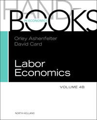 HANDBOOK OF LABOR ECONOMICS, VOL 4B,4b herbert b newton handbook of neuro oncology neuroimaging