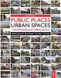 Public Places Urban Spaces: The Dimensions of Urban Design design consideration for motorists at urban signalize intersection