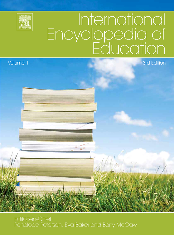 International Encyclopedia of Education, 8-Volume Set, rob kitchin international encyclopedia of human geography