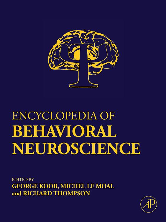 купить Encyclopedia of Behavioral Neuroscience, Three-Volume Set, 1- 3, недорого