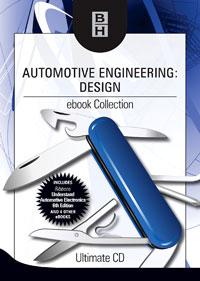 Automotive Engineering: Design ebook Collection, power engineering ebook collection