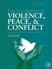Zakazat.ru Encyclopedia of Violence, Peace, and Conflict, Three-Volume set,
