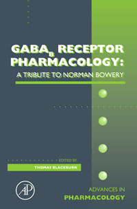 GABAb Receptor Pharmacology: A Tribute to Norman Bowery,58