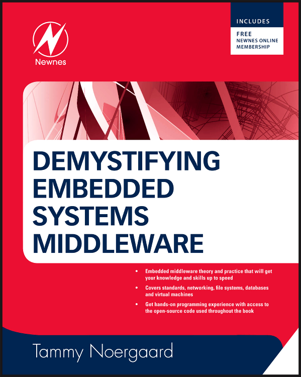 Demystifying Embedded Systems Middleware, embedded systems world class designs