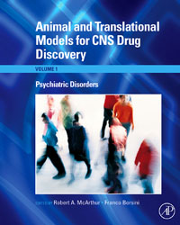 Animal and Translational Models for CNS Drug Discovery: Psychiatric Disorders,1 arjun singh pharmaceutics drug discovery technology and tools