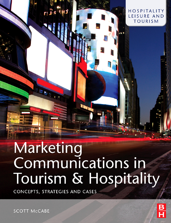 Marketing Communications in Tourism and Hospitality, office live communications server