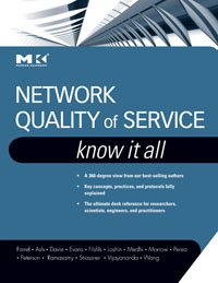 Network Quality of Service Know It All, all we shall know