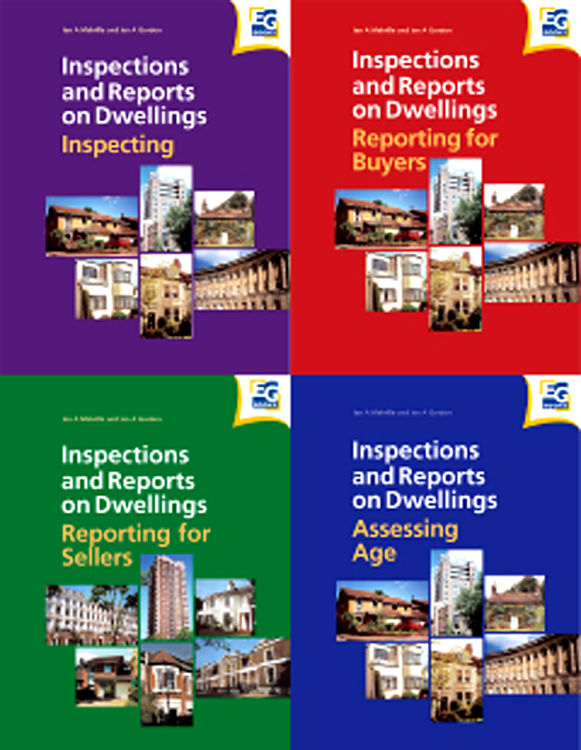 reports Inspections and Reports on Dwellings Series,