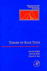 цена на Theory of Rank Tests,