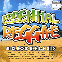 Essential Reggae. 40 Classic Reggae Hits (2 CD)