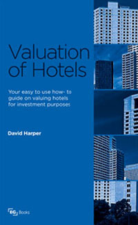 Valuation of Hotels for Investors,