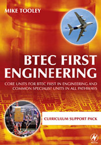 BTEC First Engineering Curriculum Support Pack,