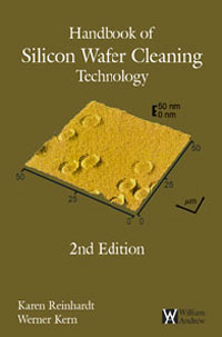 Handbook of Silicon Wafer Cleaning Technology, 2nd Edition, handbook of international economics 3