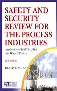 Safety and Security Review for the Process Industries,