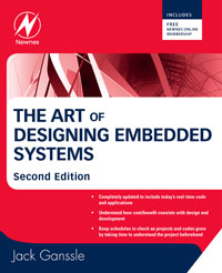 The Art of Designing Embedded Systems, analog interfacing to embedded microprocessor systems