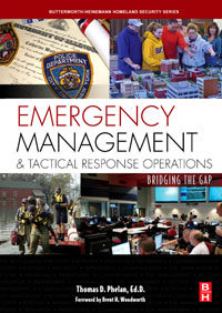 Emergency Management and Tactical Response Operations, logistic management